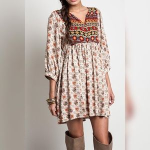 Umgee | Free Spirit Boho Dress